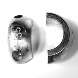Noix d'Arbre Etroite ø 35 mm