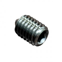 SCREW STHC M8x12 A4 cone end